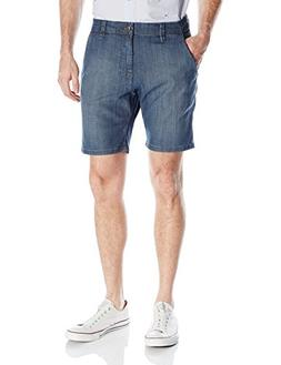 Mavi Men's Jay Dark Chambray, Dark Chambray, 38x32