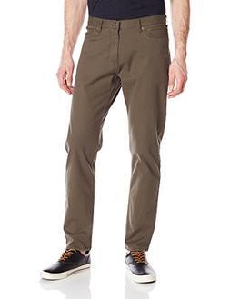 Dockers Men's Jean Cut Athletic Fit Pant, Smokey Hazelnut -