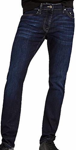 Mavi Men's Jean Jake Slim Leg in Rinse Brushed Williamsburg