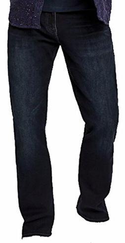 Mavi Men's Jean MATT Relaxed Straight Leg in Ink Williamsbur