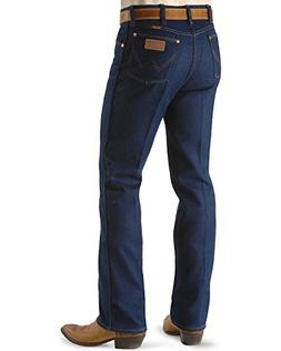 Wrangler Men's Jeans 947 Regular Fit Stretch Indigo 30W x 34