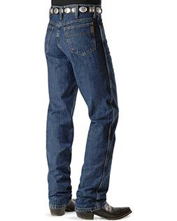 Cinch Men's Jeans Bronze Label Slim Fit Big And Tall Dark St