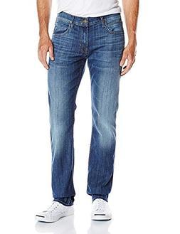 HUDSON Jeans Men's Byron 5 Pocket Straight, Relentless, 29