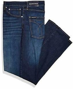 Calvin Klein Jeans Men's Ckj 037 Relaxed Straight Fit Jean,