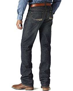 Ariat Men's Denim Jeans M2 Dusty Road Relaxed Fit Denim 33W