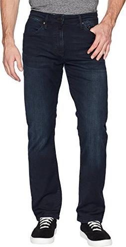 Mavi Jeans Men's Matt Mid-Rise Relaxed Straight Leg in Ink B