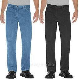 jeans men regular straight fit 5 pocket