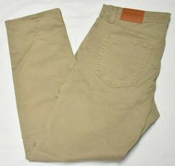 Lucky Brand Jeans Men's 121 Slim Straight Sateen Stretch Pan