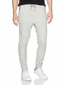 Calvin Klein Jeans Men's Brushed Cozy Sweatpant, Silver Ston
