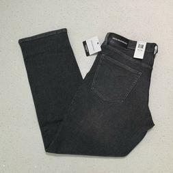 Calvin Klein Jeans Men's CKJ035 Straight Fit Jeans - Claree