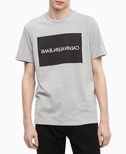 Calvin Klein Jeans Men's Institutional Logo T-Shirt, Medium