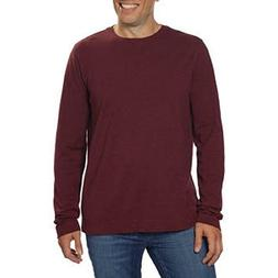Calvin Klein Jeans Men's Knit Crew Neck Long Sleeve Pullover