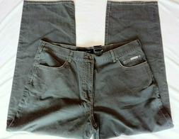 Calvin Klein Jeans Men's New With Tags Grey Sz 38x29 Straigh