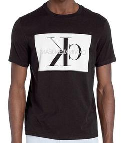 Calvin Klein Jeans Men's Short Sleeve Monogram Logo T-Shirt,