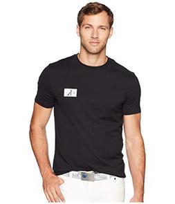 Calvin Klein Jeans Men's Short Sleeve T-Shirt Monogram Logo,