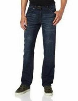 DKNY Jeans Men's Soho Relaxed Fit Jeans Style H3510005 Dark
