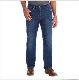 Calvin Klein Jeans Men's Straight Fit Jean -Aude Blue Size:V