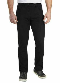 jeans men s stretch straight leg cotton