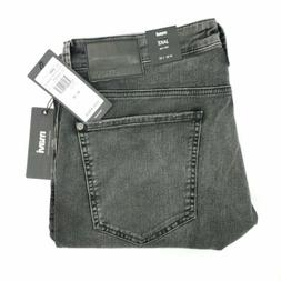 Mavi jeans mens Jake gray stretch denim Brooklyn slim leg fi