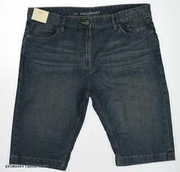 Calvin Klein Jeans Mens Jean Shorts size 32 Tinted Stone Tap