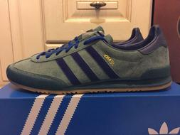 Adidas Jeans MK 2 ll Green Navy Trainers Sizes Green Blue Re