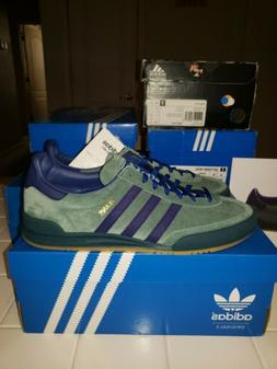 Adidas Jeans MKII 2015 NIBWT Size 9 W/ Archive Card Vintage