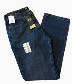 LEE Jeans Premium Select Relaxed Fit Jeans Straight Leg Caly