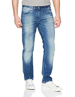 Tommy Jeans Men's Original Ronnie Straight Athletic Fit Jean
