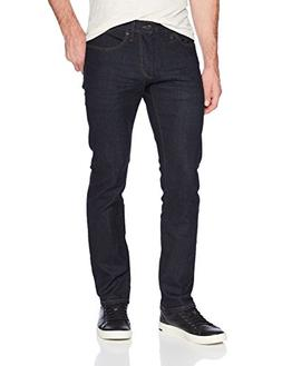 Tommy Jeans Men's Original Ryan Straight Fit Jeans, Rinse Co