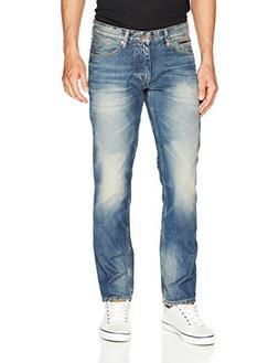 Tommy Jeans Men's Original Ryan Straight Fit Jeans, Penrose