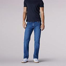 LEE Jeans Men's Premium Select Regular Fit Straight Leg Jean
