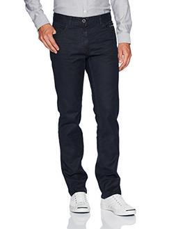 Calvin Klein Jeans Men's,Slim Straight Fit Denim Jean,Overca