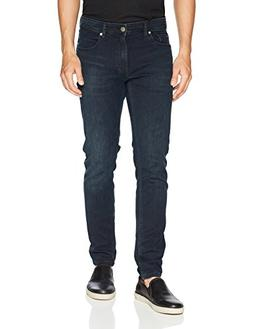 Tommy Jeans Men's Original Steve Slim Athletic Fit Jeans wit