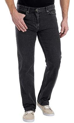 Calvin Klein Jeans Men's Straight Fit Denim Jean