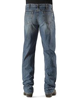 Cinch Men's Jeans White Label Relaxed Fit Medium Stonewash L