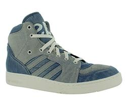 adidas Jeremy Scott Instinct Hi Denim Mens Shoe