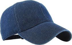 08384d8e06 KB-LOW DDM Classic Cotton Dad Hat Adjustable Plain Cap. Polo
