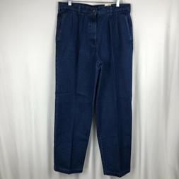 Dockers khakis The Pleated Classic Men's Jeans Size 36x34 da