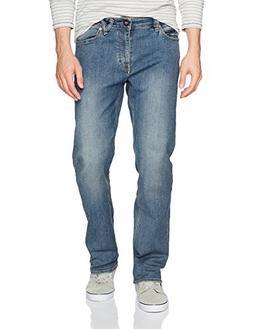 Volcom Men's Kinkade Stretch Denim Jean, Seventies Indigo, 3