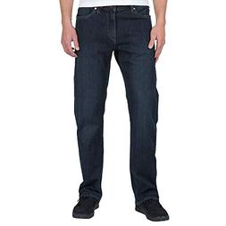 Volcom Men's Kinkade Stretch Denim Jean, Vintage Blue, 36X33