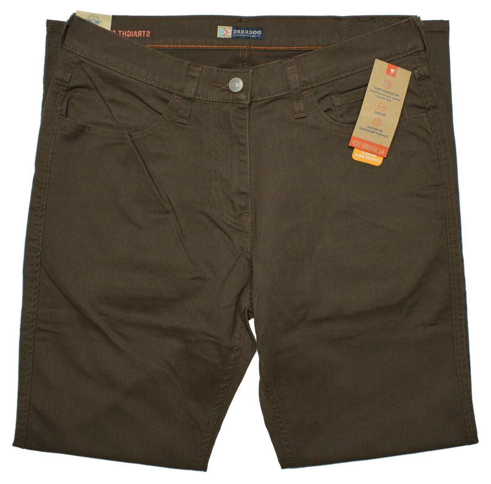 Straight All Tech Pants