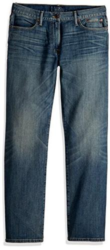 Lucky Brand Men's 363 New Vintage Straight-Leg Jean in Iron