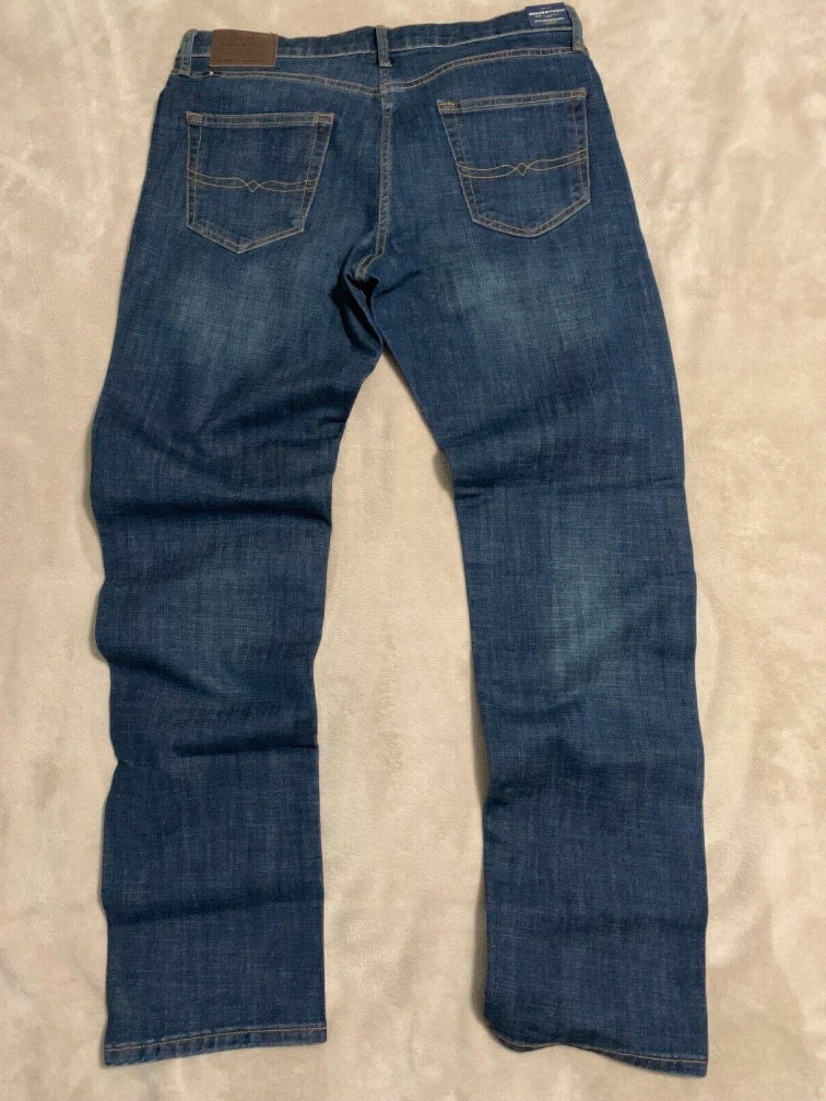 410 athletic fit jeans men size 34x32
