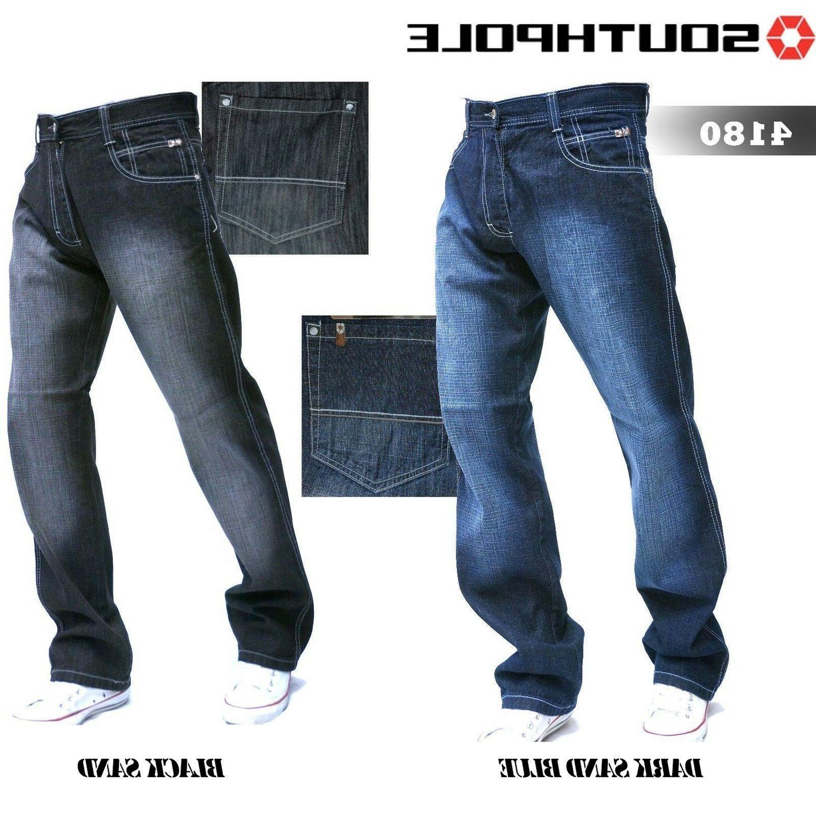 Fit Jeans Dark Black Blue