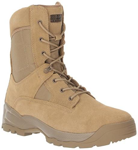 "5.11 Tactical A.T.A.C. 8"" Boot, Coyote, 13"