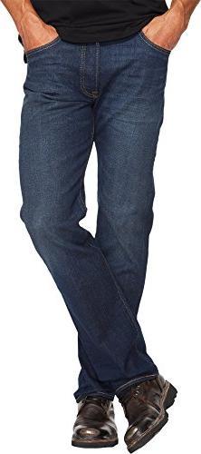 Levi's Men's 501 Original Fit Jean, Anchor-Stretch, 34W x 29