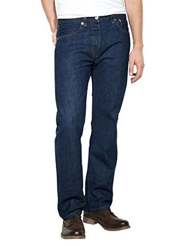 501 denim jean indigo dark