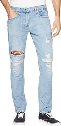 8aa1f006540 Levi's Men's 512 Slim Taper Fit Jean, Max/Warp Stretch, 36W