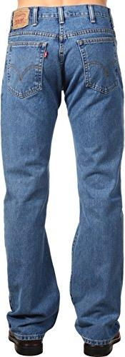 Levi's Men's 517 Boot Cut Jean, Medium Stonewash, 34x32