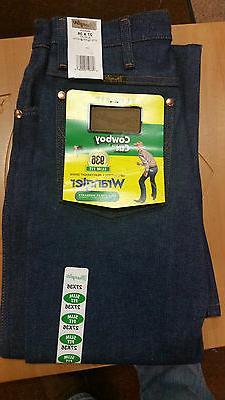 936 DEN Slim Fit Men's Wrangler jeans